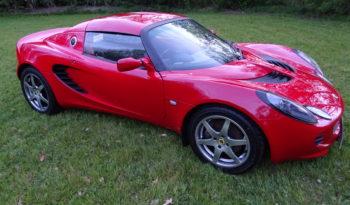 Elise S2 S Ardent red, 2006 RHD / Rechtslenker full