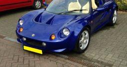 Elise S1 Azure Blue, 1999