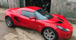 Elise S2 S Ardent red, 2006
