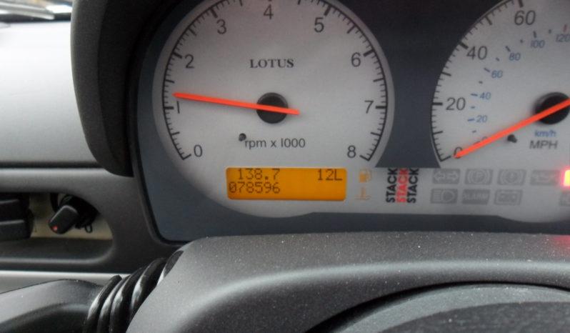 Elise S1 RHD / Rechtslenker full