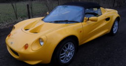 Elise S1 Mustard Yellow, 1998