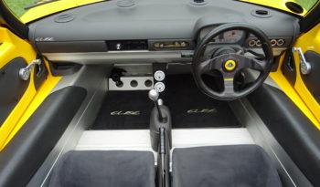 Elise S1 RHD / Rechtslenker, technisch een top auto vol