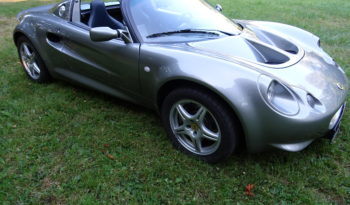 Elise S1 LHD NL-auto / Linkslenker full