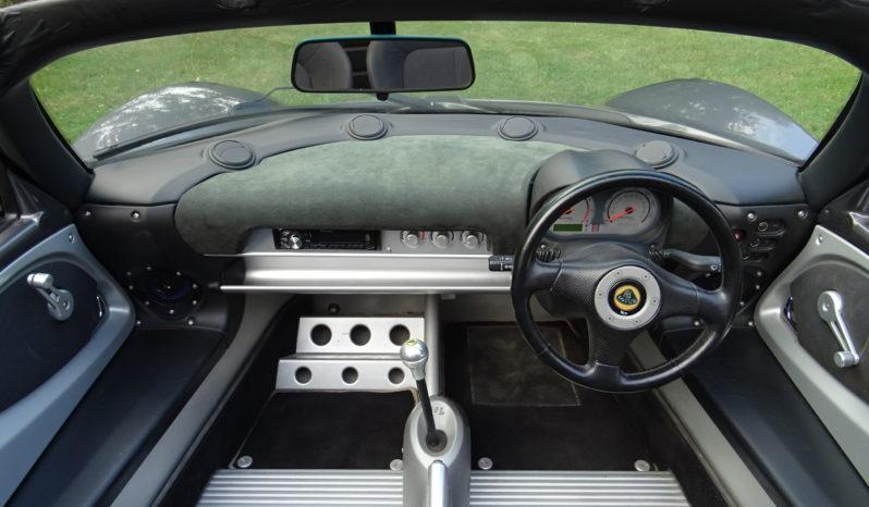 Elise S2 Rover motor getuned naar 135 pk vol