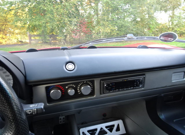 Opel Speedster NL kenteken, originele linksgestuurde auto full