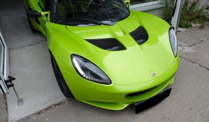 Lotus Elise Clubracer linksgestuurd full