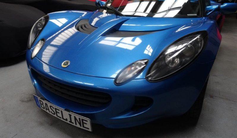 Lotus Elise S, origineel linksgestuurd vol