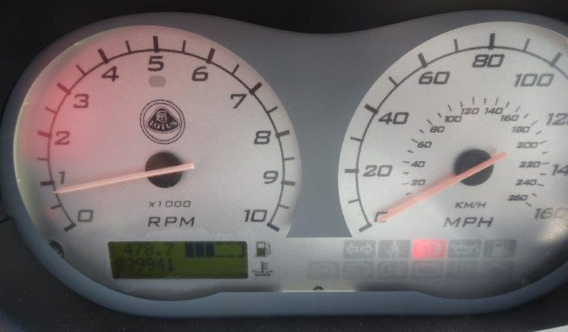 Lotus Elise 111R RHD vol